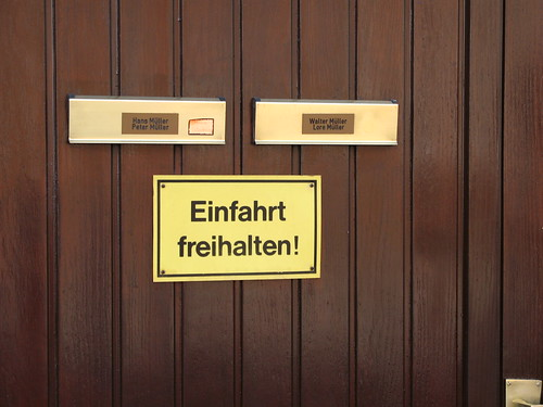 Germany Signage