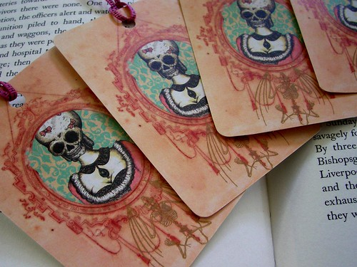 halloween gift tags I