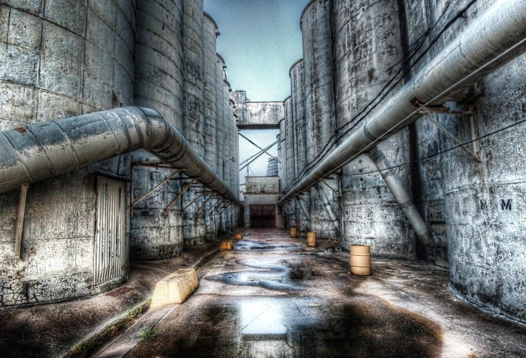 Industrial Storage in Houston