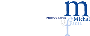 logo photographer michalfanta fine art and people photography