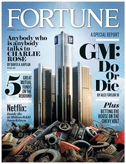Fortune Detroit Cover