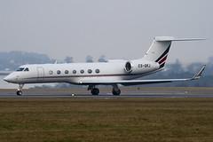 CS-DKJ - Netjets Europe - Gulfstream G550 - Luton - 090107 - Steven Gray - IMG_5246