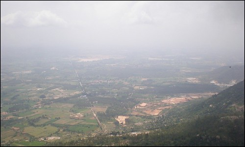 View From Tipu Sultan's Drop