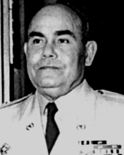 Col. Pilar Garcia c1958