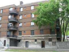 McTavish Apartments, Montreal