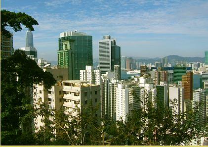 HK-waterfront