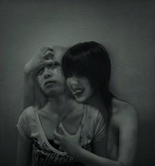 Necrophlia (explored, thanks!) (JolsAriella) Tags: girls me dark teens daphne necrophilia explored creepyweepy shitiaddedthisintotoomanysetsdamn dopeopleactuallyreadmydescriptions iwonderifthiscountsasaselfportrait 6yep