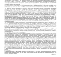 Mini Maint Page 1