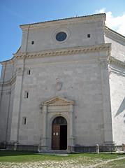 Santuario di Macereto - Visso (Mc) (Babj) Tags: church chiesa portal sanctuary marche portale visso santuariomacereto