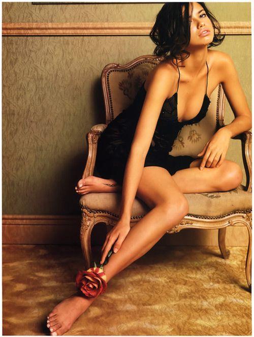 Supermodel Adriana Lima