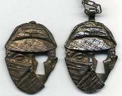 Somogyi Sherlock Holmes Medal obv