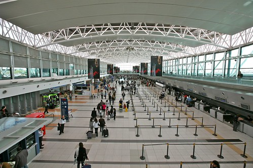 Buenos Aires Airport, International Check In Area