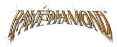 PAVE DIAMOND Logo