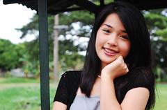 [フリー画像] [人物写真] [女性ポートレイト] [アジア女性] [フィリピン人] [黒髪]      [フリー素材]