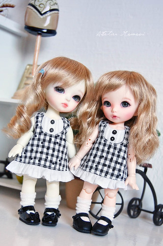 Cute Pair - LatiYellow & Pukifee