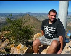 Sergio y Sierra de las Moreras (Pedro Agera) Tags: ruta minas playa sierra sancristobal monte montaa cartagena senderismo escalada sendero campillo mazarron bolnuevo moreras percheles laazohia sierradelasmoreras