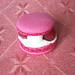 Macaron vanille framboise blog