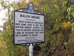 Balch House