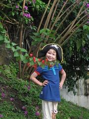 Halloween merirosvo (Kookopla Costa Ricassa) Tags: costa rican koti