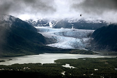 Frozen Movement (photo.klick) Tags: usa mountain snow ice water alaska clouds unitedstates ak mendenhallglacier juneau helicopter photoblog majestic jol katsingercom