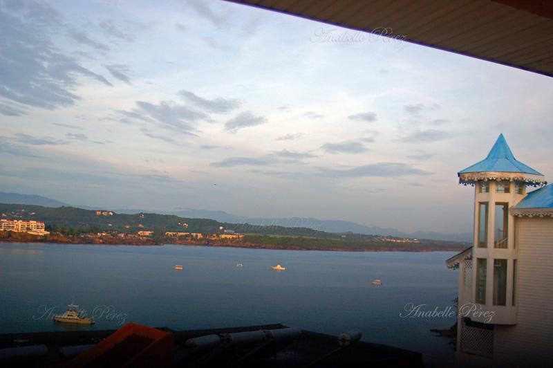Vista Sosúa Bay por Anabelle Pérez