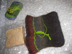 The magic of felting