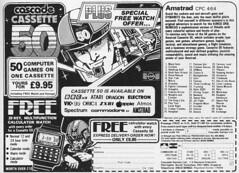 Cascade Cassette 50 advert
