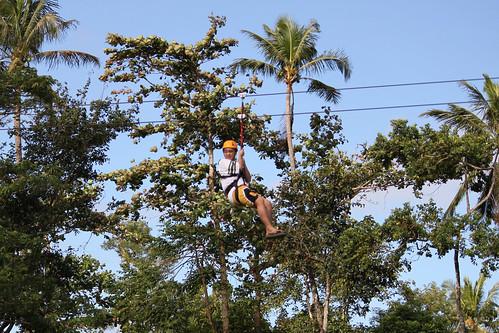 Fly Pinoy Zipline 2 in Caliraya