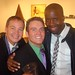 Rob Turner, Josh Duke and Rodney
