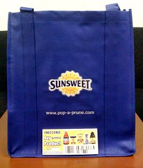 Sunsweet Giveaway items