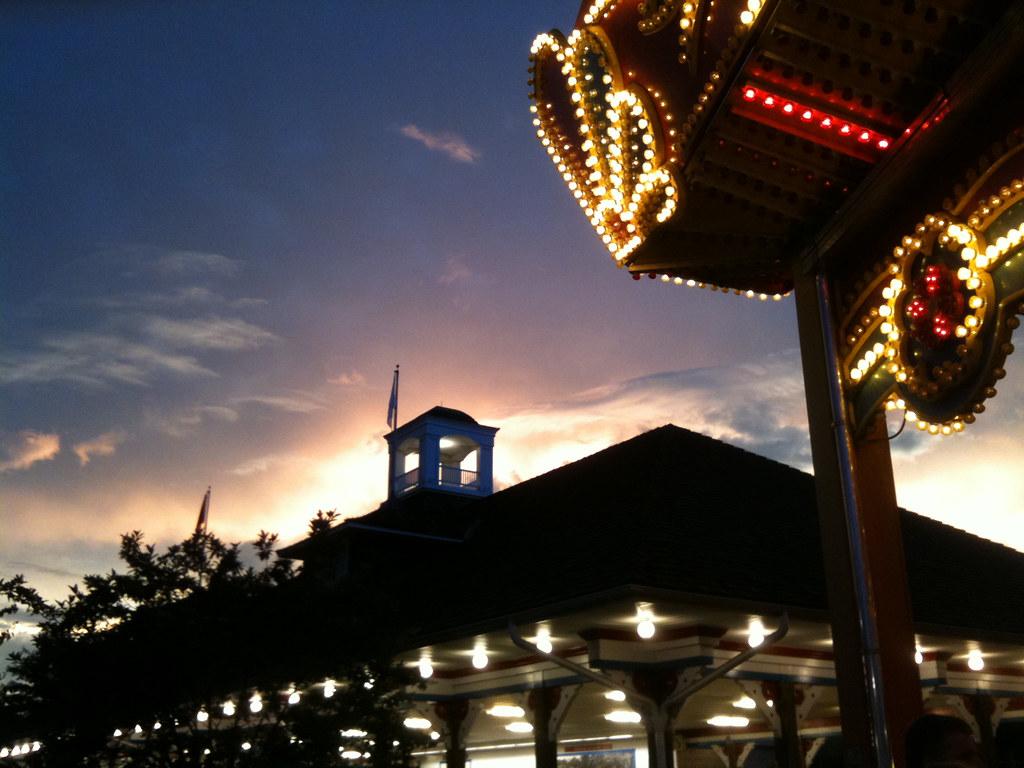 Hershey Park Nights