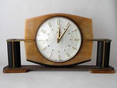 Meta-marble (midcenturydesign) Tags: classic clock vintage design 60s style collection plastic artdeco 50s collectible deco bakelite smiths 40s polystyrene industrialdesign midcentury productdesign metamec electricclock sectric smiths sectric
