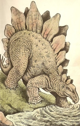Dinosaur Time Stegosaurus