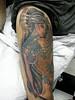 Tattoo Naked Geisha Tatuagem www.micaeltattoo.com.br micaeltattoo.wordpress.com/ micaeltattoo.daportfolio.com