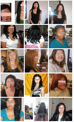 hair extensions new york city ny nyc Microlinks best deal craigslist manhattan brooklyn westchester