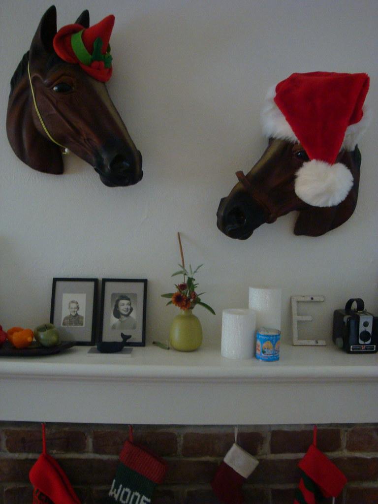 ho-ho-horses
