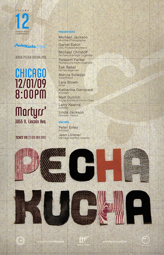 Pecha Kucha Night Chicago 12