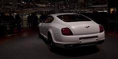Bentley Continental Supersports (David Villarreal Fernndez) Tags: geneva continental 2009 bentley ginebra supersports biofuel genevra salndeginebra bentleycontinentalsupersports