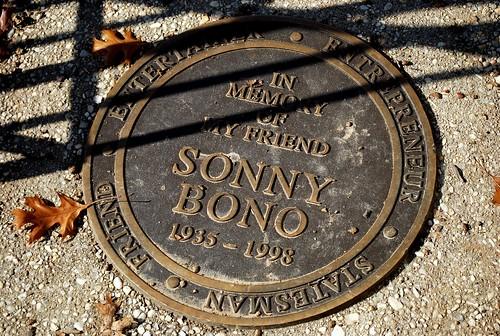 sonny bono memorial