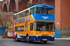 Stagecoach Leyland Olympian 13207.C207CBU - Stockport (dwb photos) Tags: training stockport vehicle driver stagecoach leyland olympian 13207 c207cbu