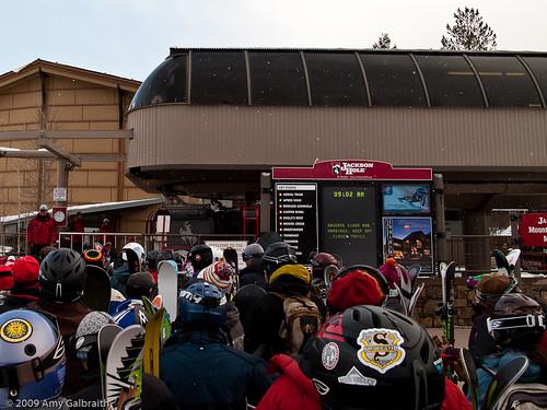 Gondola Opening 09