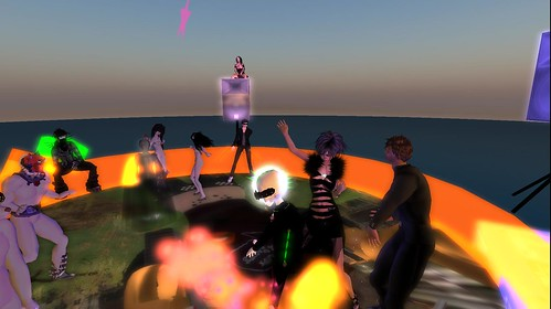 mr widget, raftwet, xavier at muzik haus