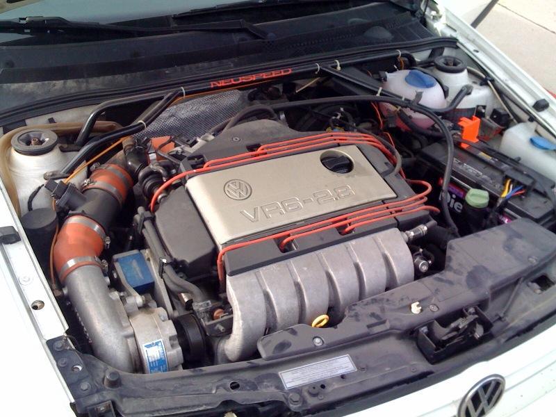 VWVortexcom  FS Vortech Supercharger Kit  VR6 OBD2 1800