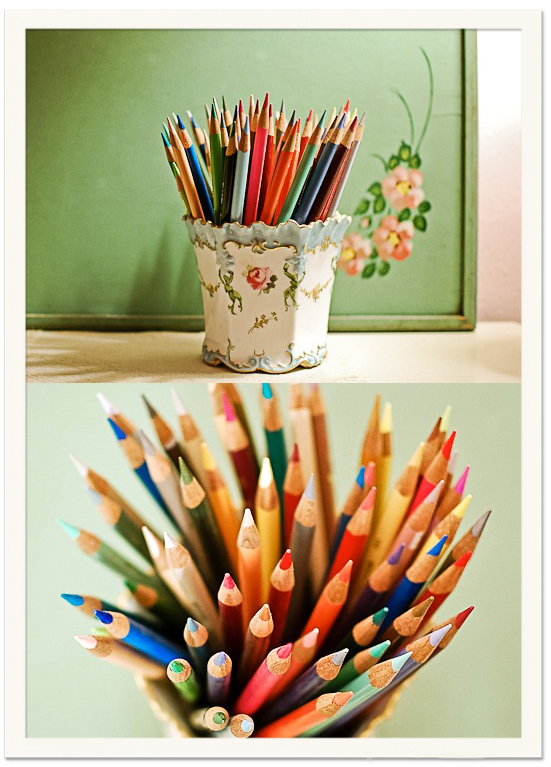 Create with Pencils