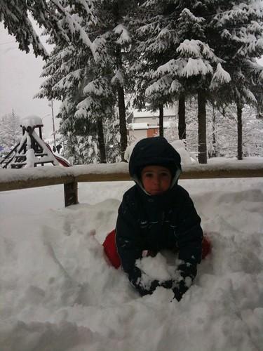 Sotto la nevicata/1