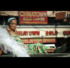 Lady GaGa (maraculio) Tags: plaza fountain streetlife binondo artphotography stacruz ladygaga maraculio