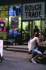 Rough Trade (*ANT1*) Tags: london slide provia eos5