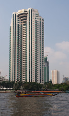 The Peninsula Hotel in Bangkok