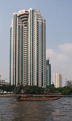 The Peninsula Hotel in Bangkok