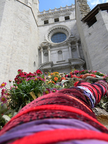 Escaleras de Iglesia de Sant Feliu